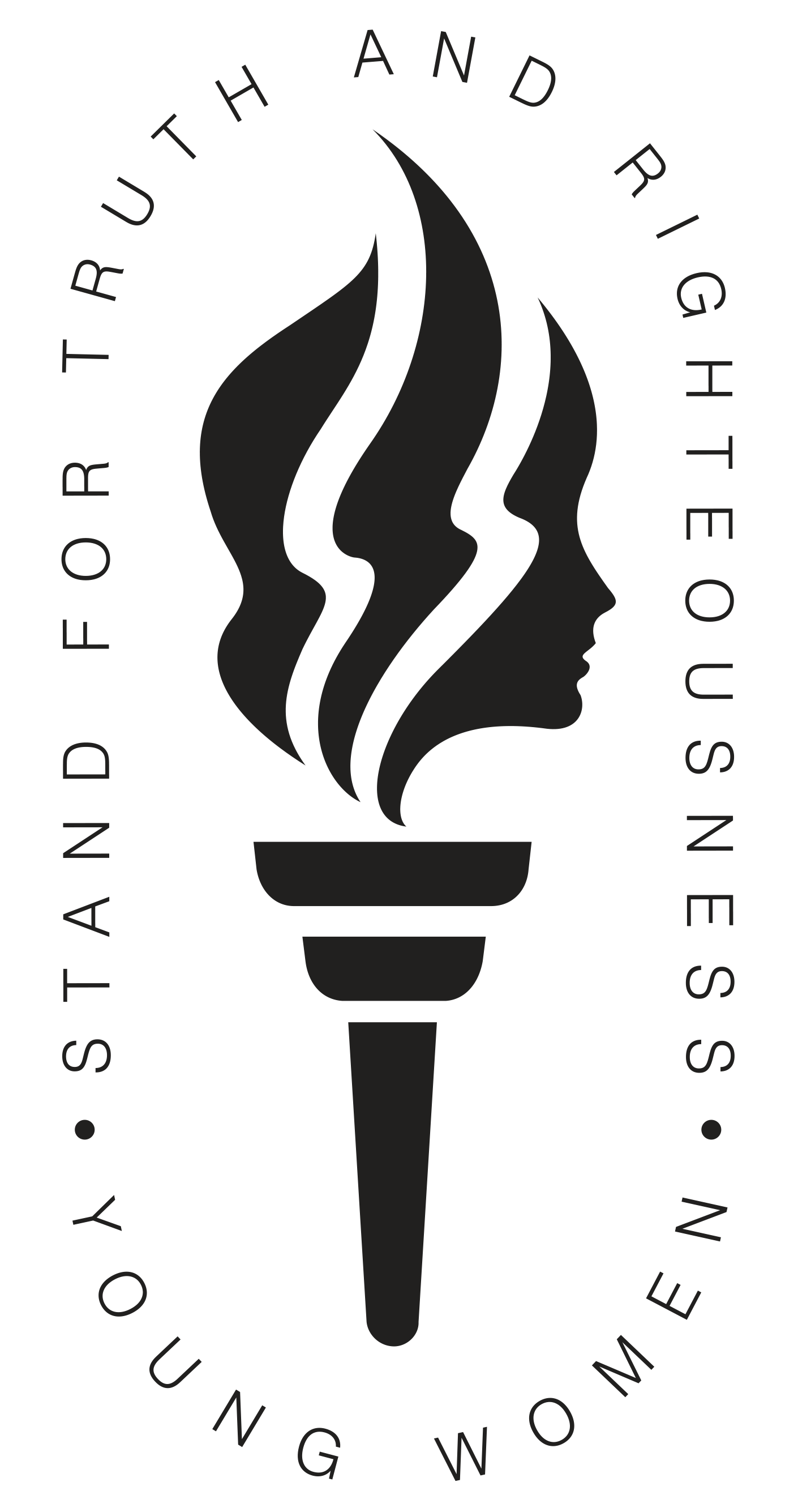 Young Women Logo