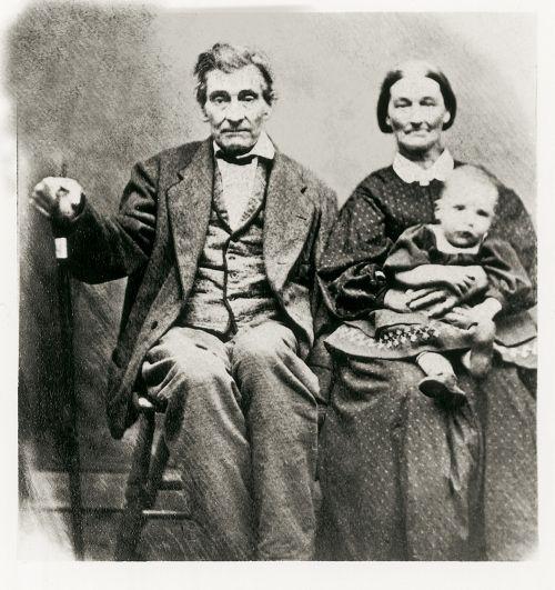 Hendricks, James & Drusilla