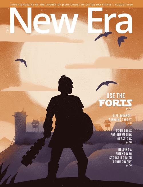 New Era Magazine, 2020/08 Aug