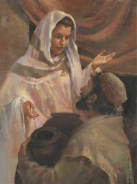 The Savior's Respect for Women