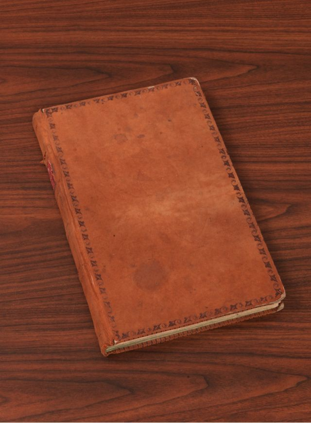 Nauvoo Relief Society Minute Book