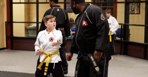 Alabama: Martial Arts Practice