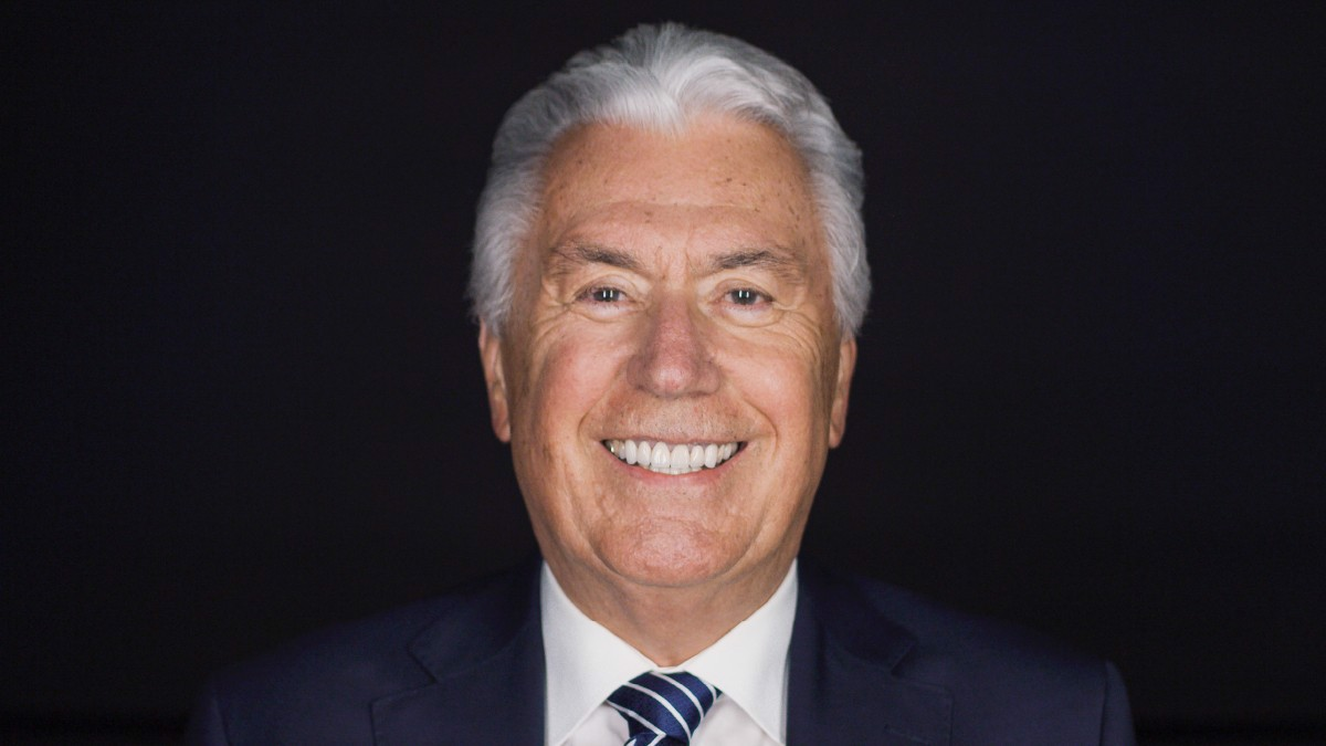 How do you #HearHim? Elder Dieter F. Uchtdorf says love is a bridge that connects him to the Savior Jesus Christ