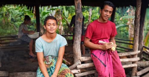 Samoa: Family Life