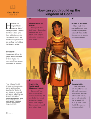 Ensign Magazine, 2020/08 Aug