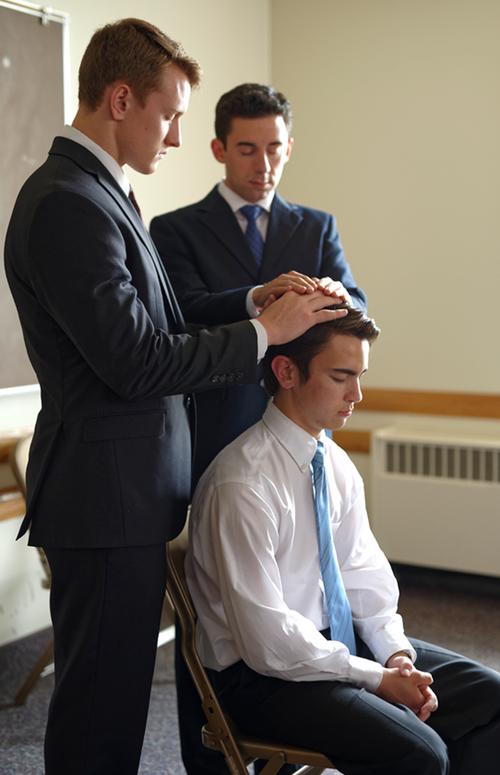 priesthood ordination