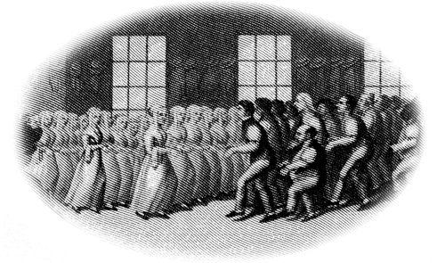 Shaker Dance