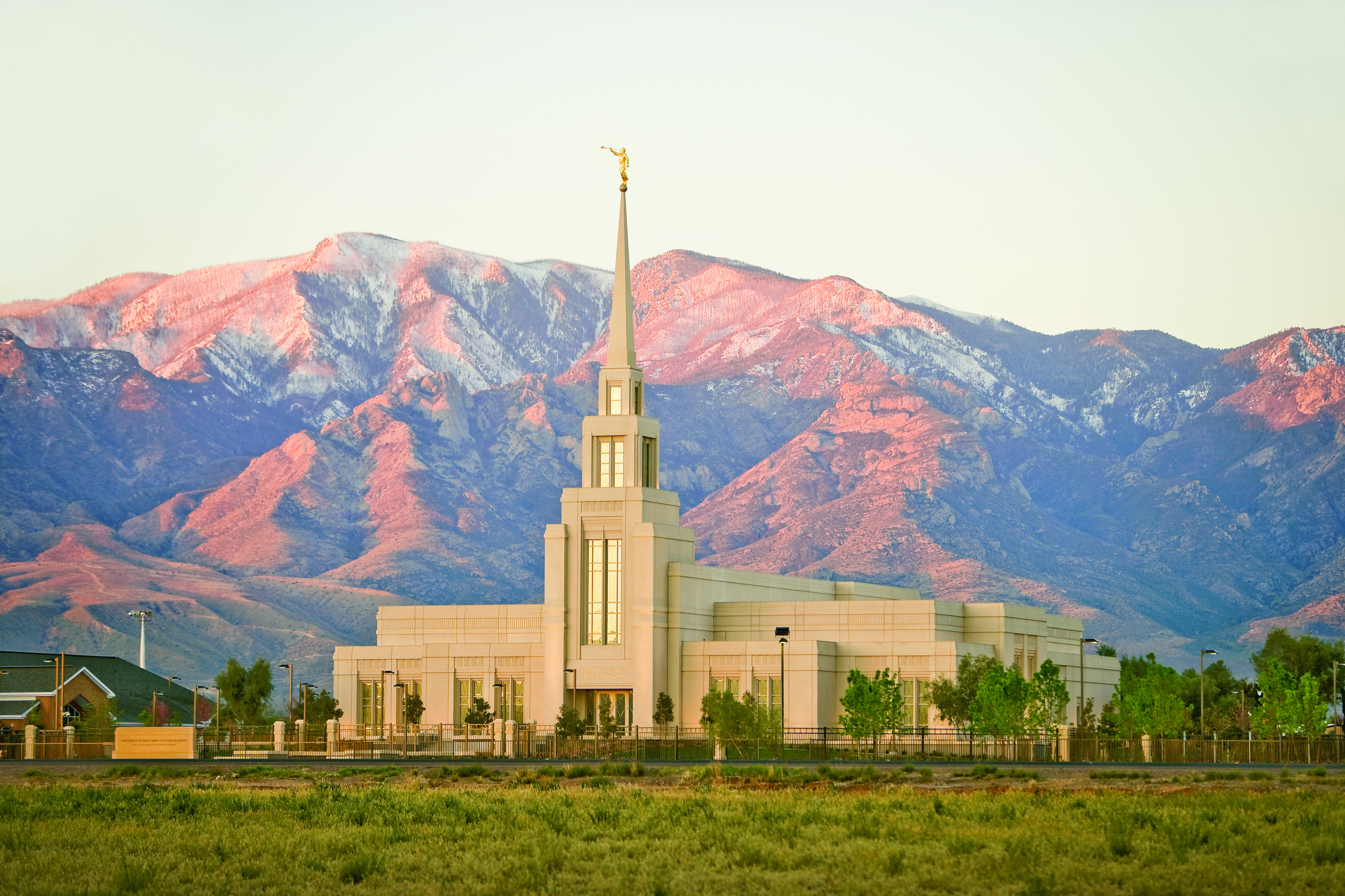 Map Of Arizona Lds Temples.The Gila Valley Arizona Temple