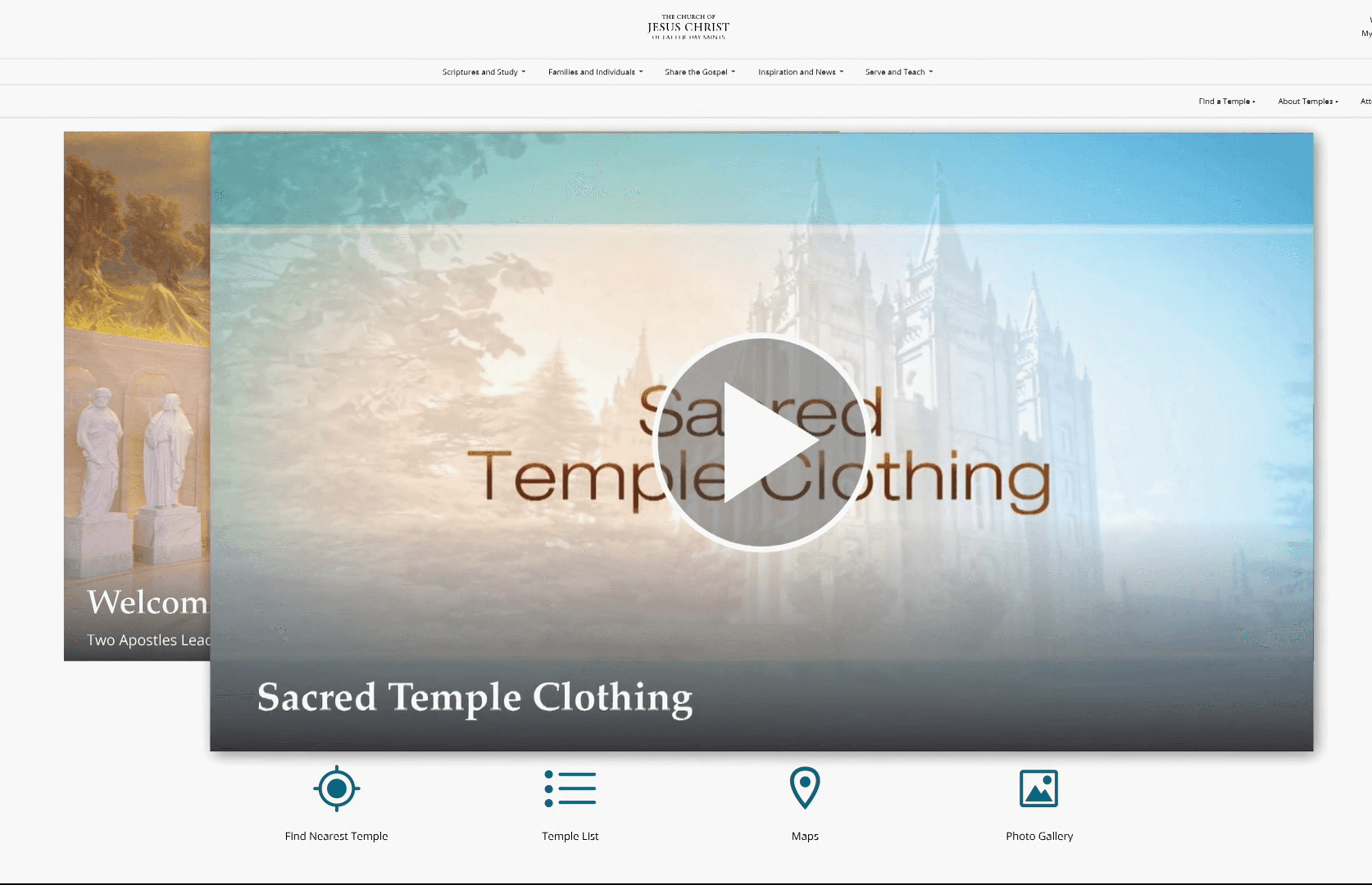 Sacred Temple Clothing video