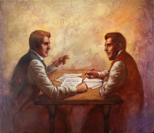 Joseph and Sidney