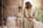 Christ sitting with child from Bible videos