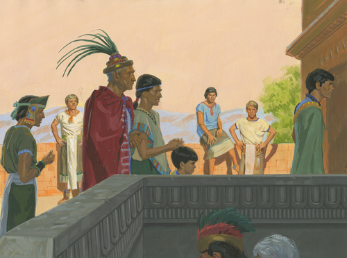 missionaries and Zoramites