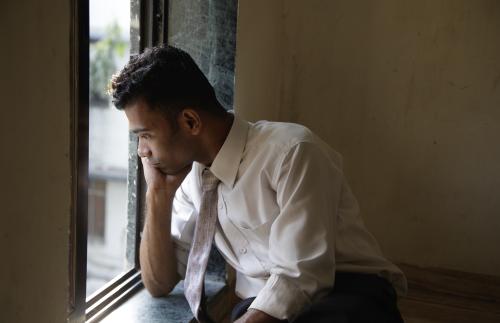 Young Adult Depression, Mumbai India