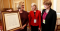 Sister McConkie and Sister Eubank Peru First Lady