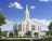 A rendering of the temple in Pocatello, Idaho.