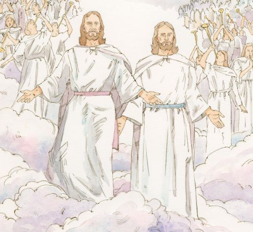 Heavenly Father and Jesus