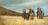 Wise Men traveling on camels