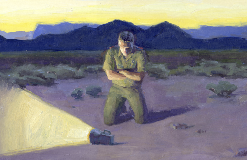 A Scoutmaster's Prayer