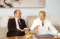 Russell M Nelson with Dr Wu