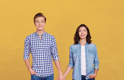 Young Adult Couple