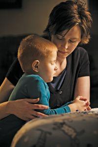 Prayer. Children. Male