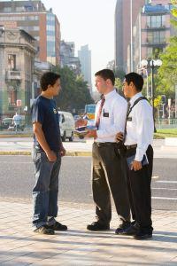 Missionaries: Elders