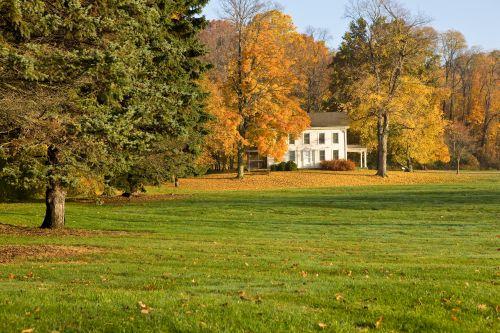 Ohio. Lake Co. Kirtland. Isaac Morley Farm.