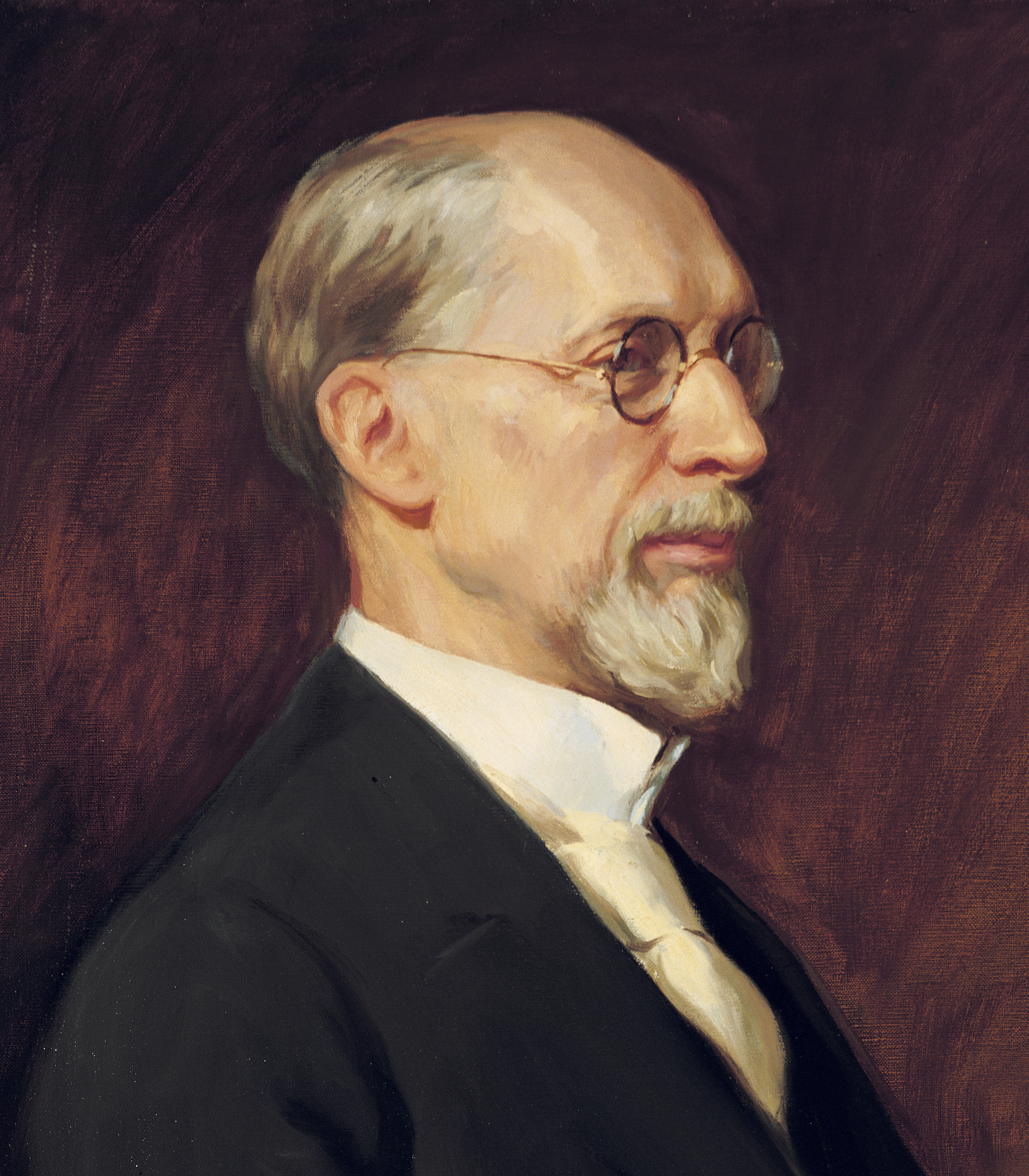 A painting of the prophet George Albert Smith. Teachings of Presidents of the Church: George Albert Smith (2011), cover