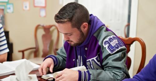 Baton Rouge, Louisiana: Scripture study