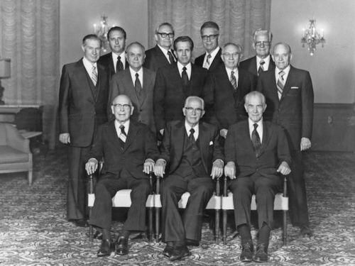 Quorum of Twelve. 1979