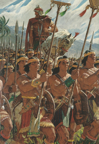 Two Thousand Young Warriors (Two Thousand Stripling Warriors)