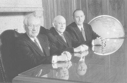 First Presidency 1994