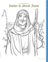 coloring page of Jesus