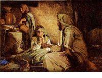 Mary Heard His Word