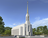 A rendering of the temple in Lisbon, Portugal.