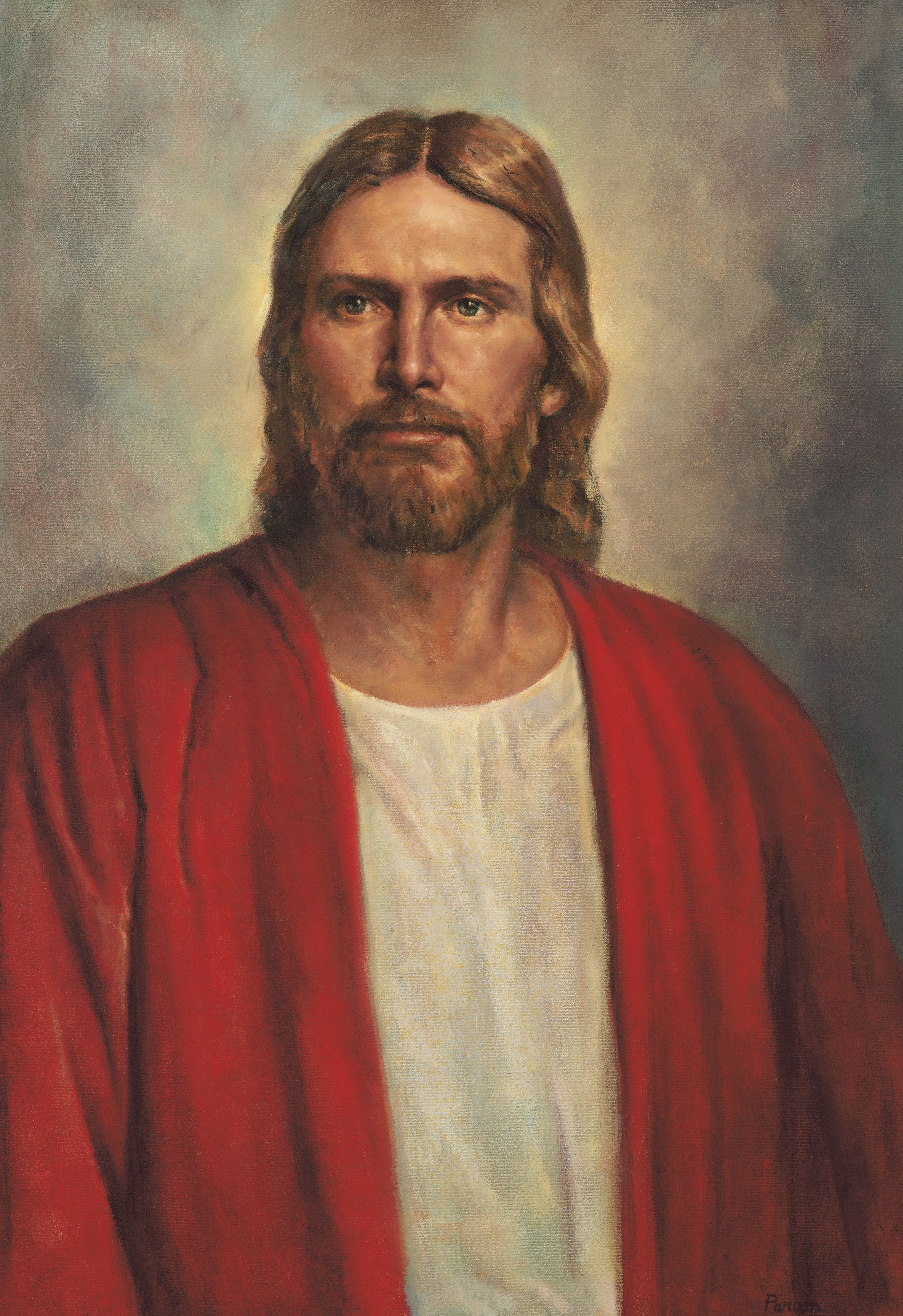 Jesus the Christ, by Del Parson (62572); GAK 240; Primary manual 1-03; Primary manual 2-03; Primary manual 3-09; Primary manual 4-09; Primary manual 5-48; Primary manual 7-01; John 14:16–18, 26–27