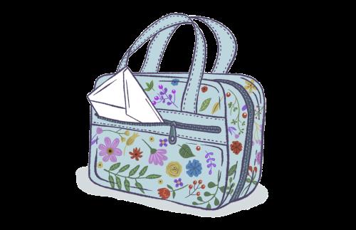 Scripture bag
