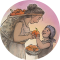 Nephite Mothers and Children