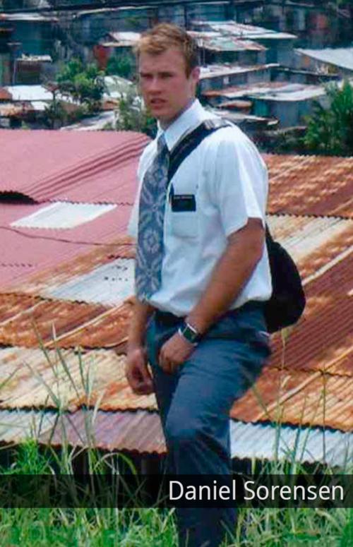 Daniel Sorensen as a missionary