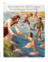 illustration of Jesus helping children across stepping stones