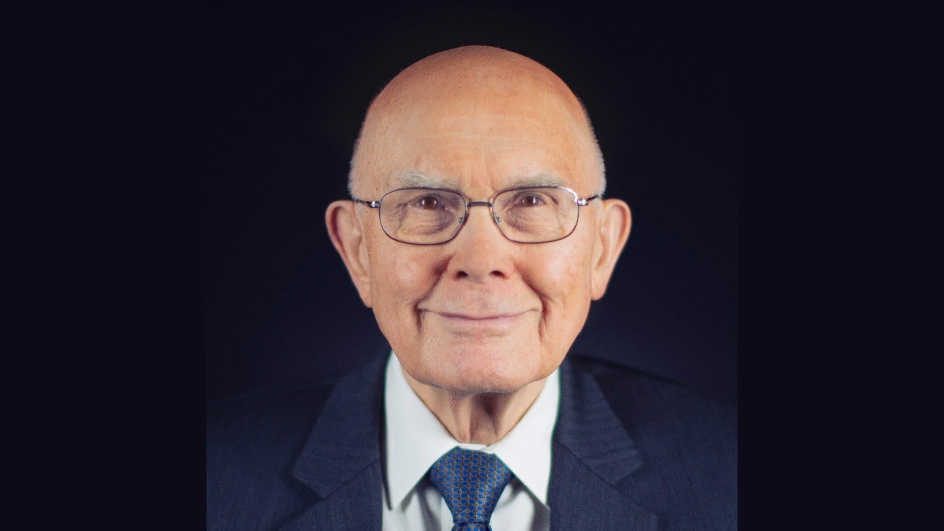 How do you #HearHim? President Dallin H. Oaks says that the Lord can bless us and bless others if we #HearHim.