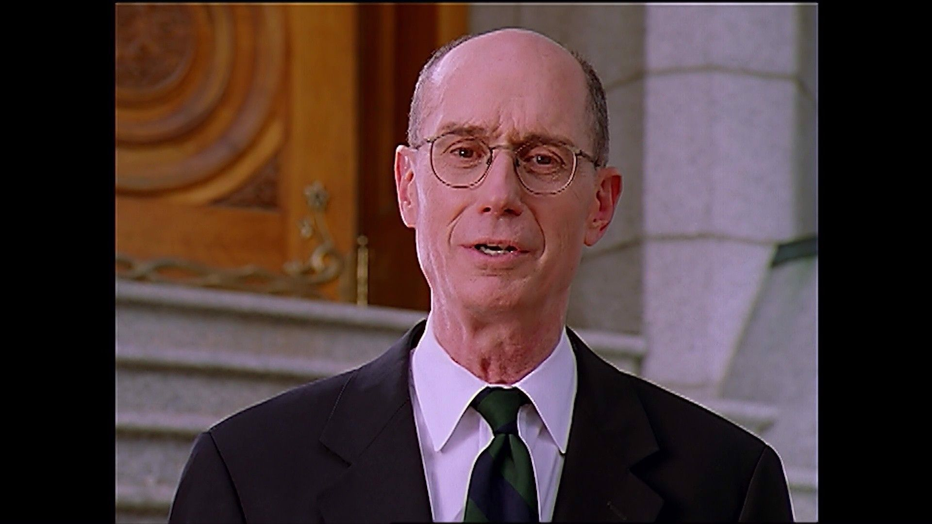 President Henry B. Eyring bears his testimony of temples and the love of our Savior.