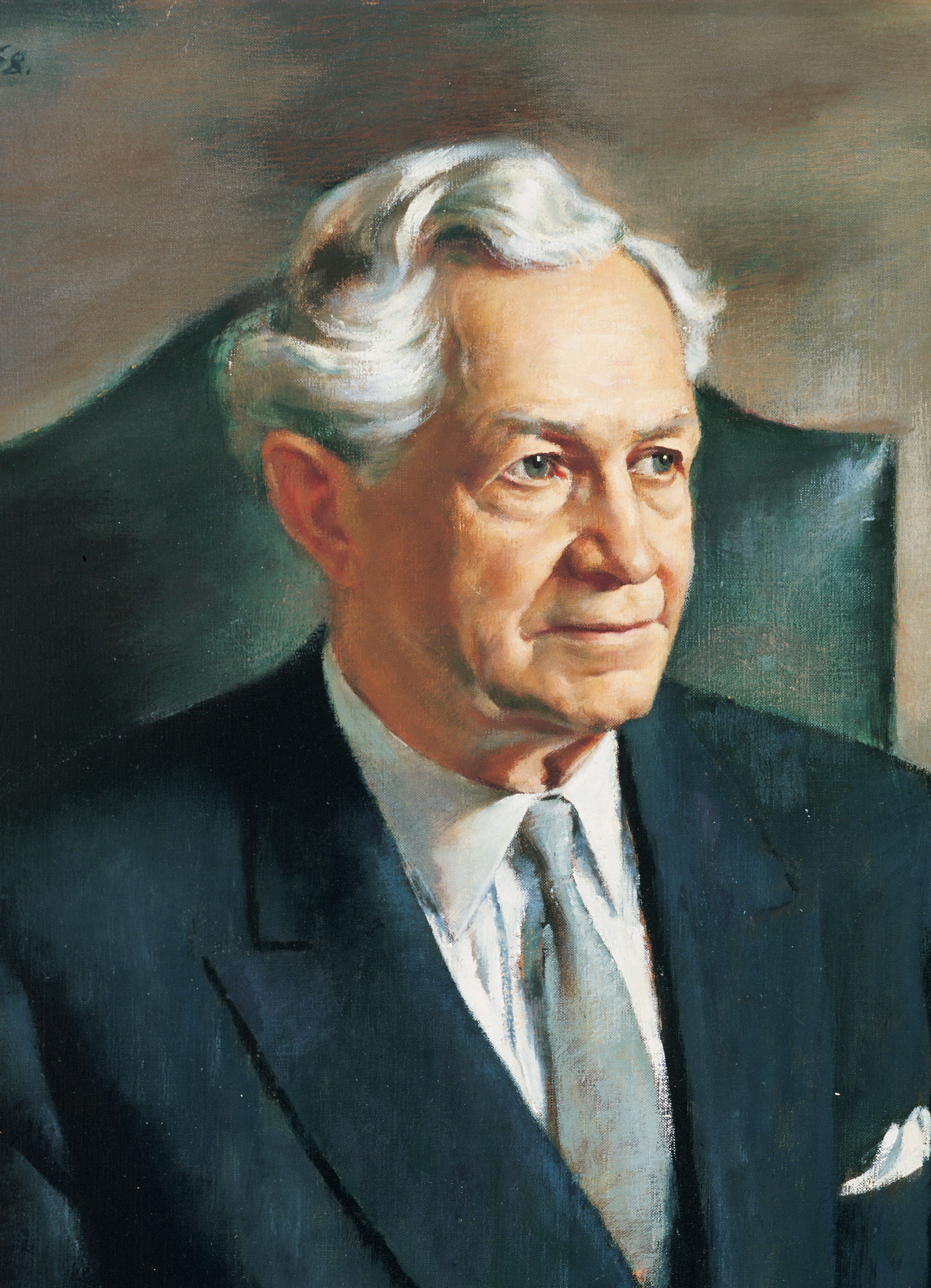 David O. McKay, by Alvin Gittins; GAK 514; GAB 130; Primary manual 3–19; Our Heritage, 114–19. President David O. McKay served as the ninth President of the Church from 1951 to 1970.