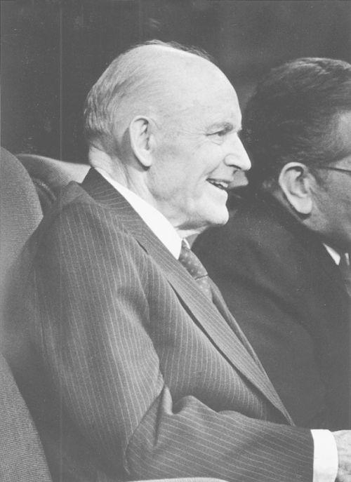 Hunter, Howard W. Biography