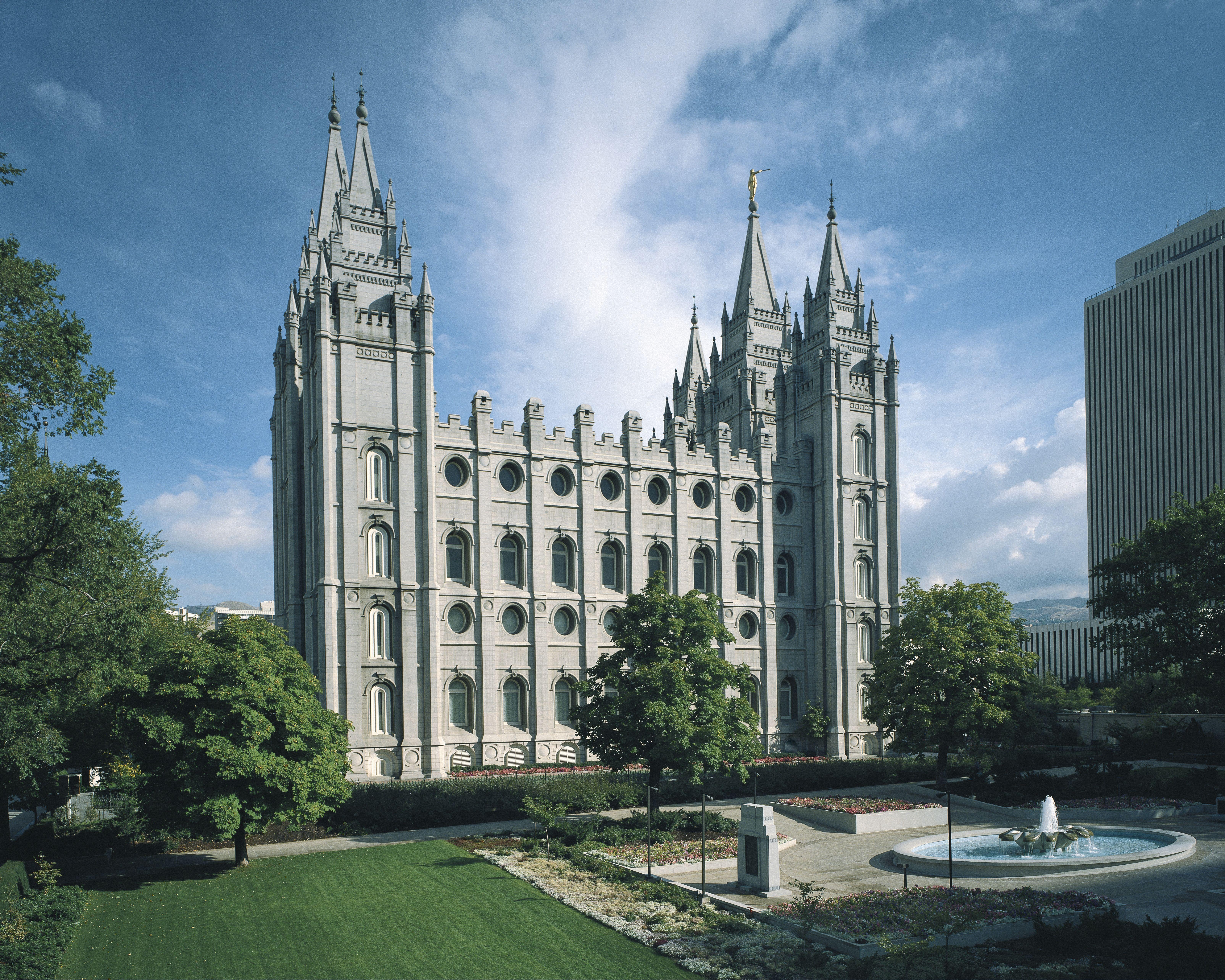 Salt Lake Temple (62433); GAK 502; Primary manual 1-54; Primary manual 5-55; Isaiah 2:2–3