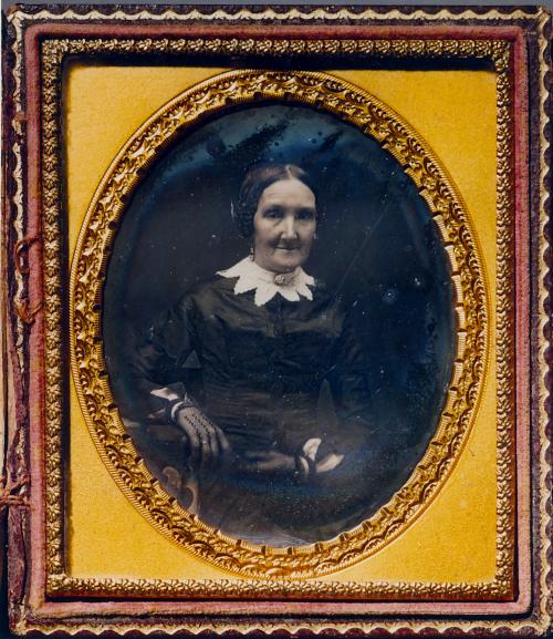 Louisa Barnes Pratt