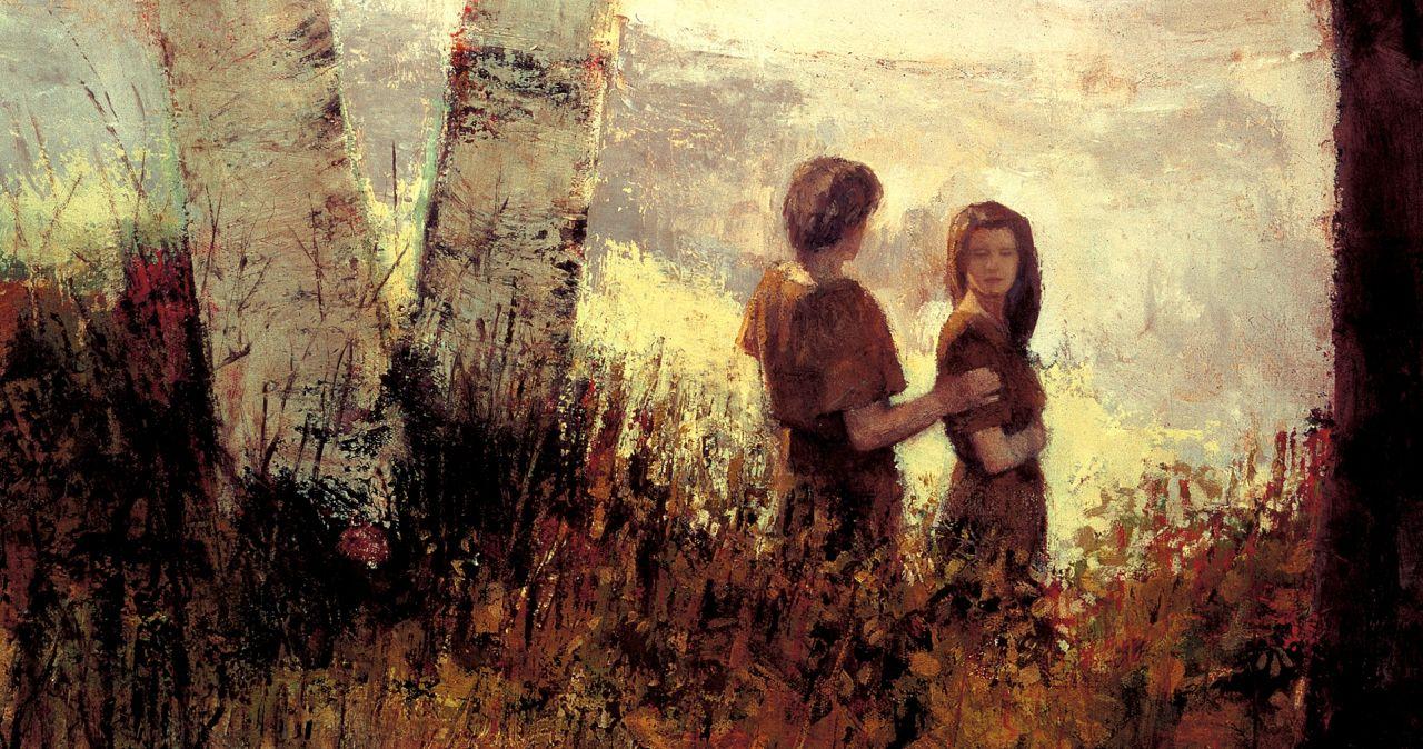 Adán y Eva en el Jardín de Edén