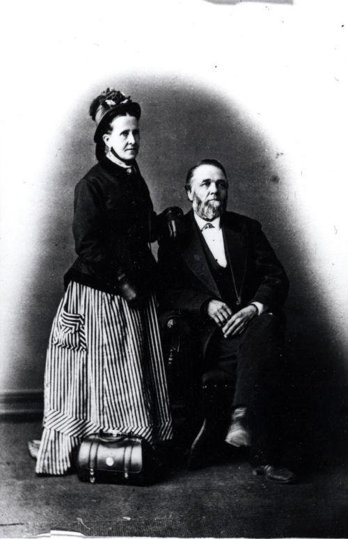 Franklin D. Richards family photographs [n.d.]
