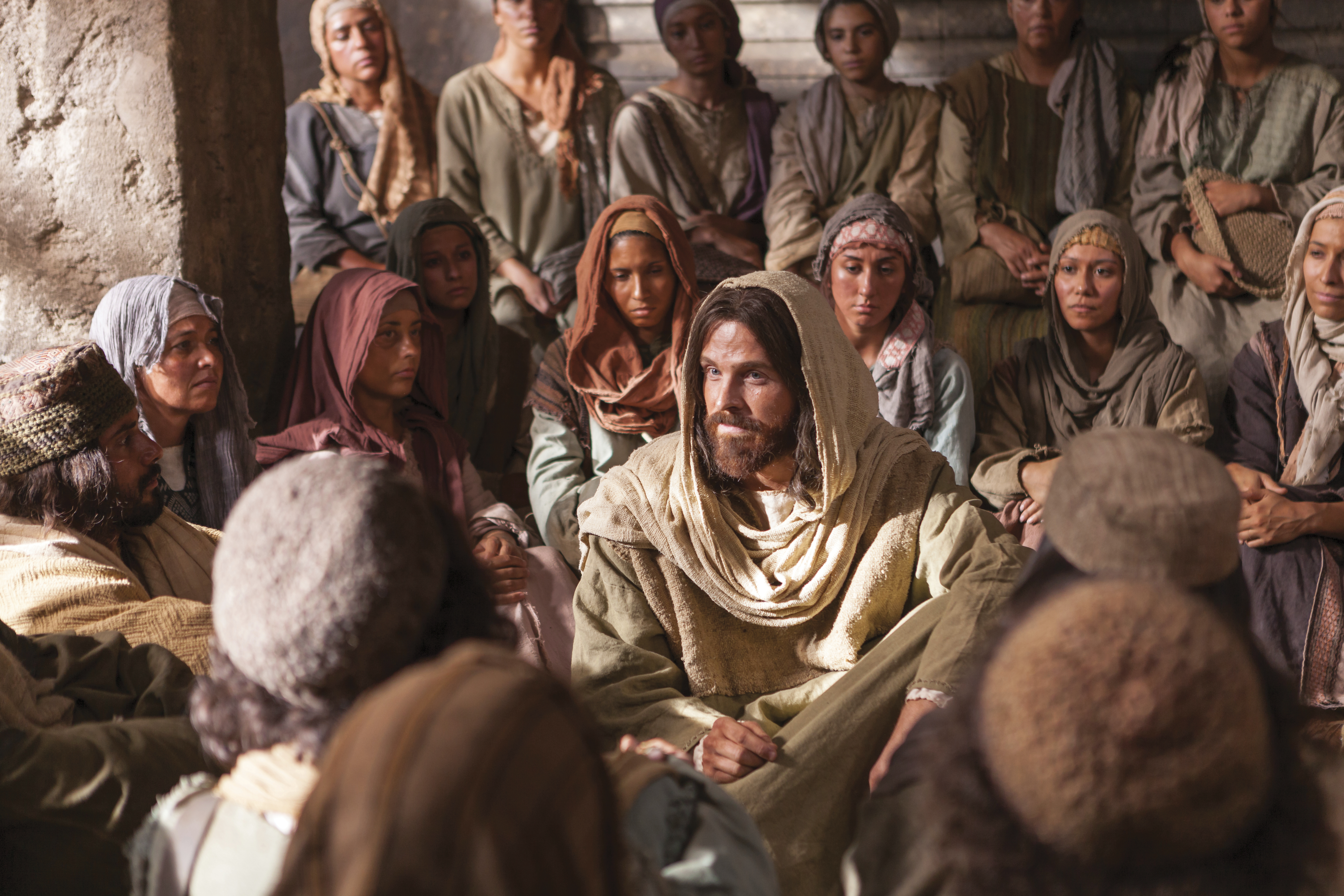 Christ invites others to follow Him.