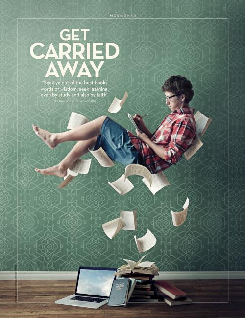 MormonAd- Get Carried Away